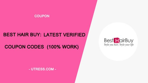 Best Hair Buy Coupon Codes, Discount Vouchers & Promo Codes 2020