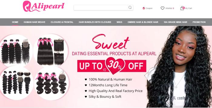 Alipearl Official Website