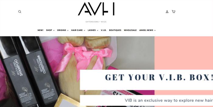 all virgin hair website