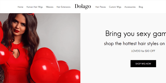Dolago Official Website