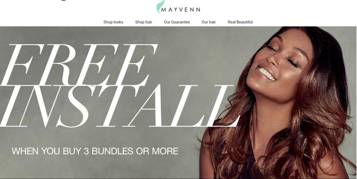 Mayvenn Official Website