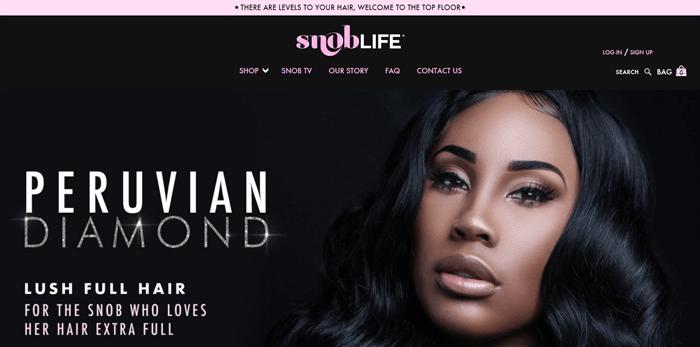 Snoblife Official Website