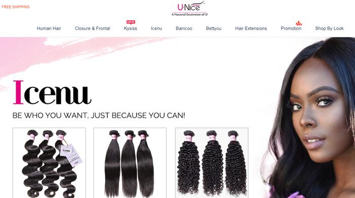 UNice Hair Official Website