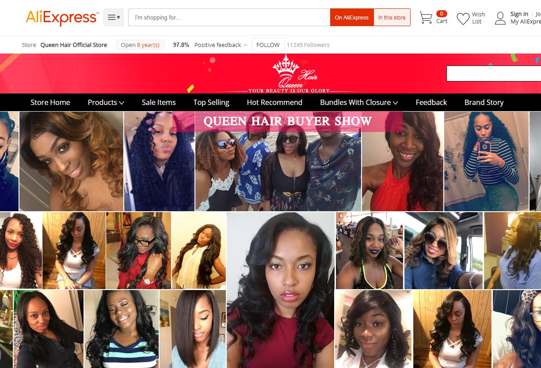 Aliexpress Queen Hair Reviews