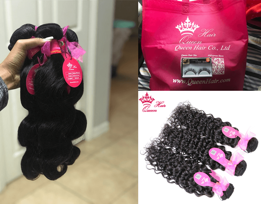 queen hair products