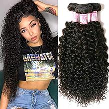 Brazilian Curly Hair 3Bundles