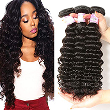 Brazilian Deep Wave Hair 3Bundles