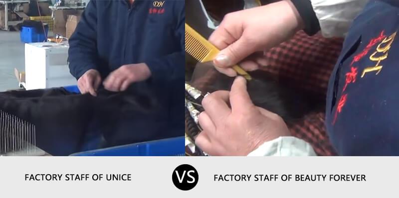 unice vs beautyforever