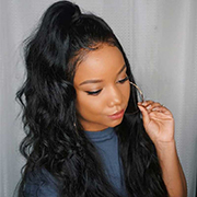 Nadula 360 Lace Front Wigs Body Wave Virgin Hair 150% Density Human Hair Lace Wigs