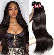 Julia Virgin Brazilian Straight Hair 3 Bundles Best Straight Hair Weave