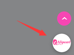 alipearl hair online chat button