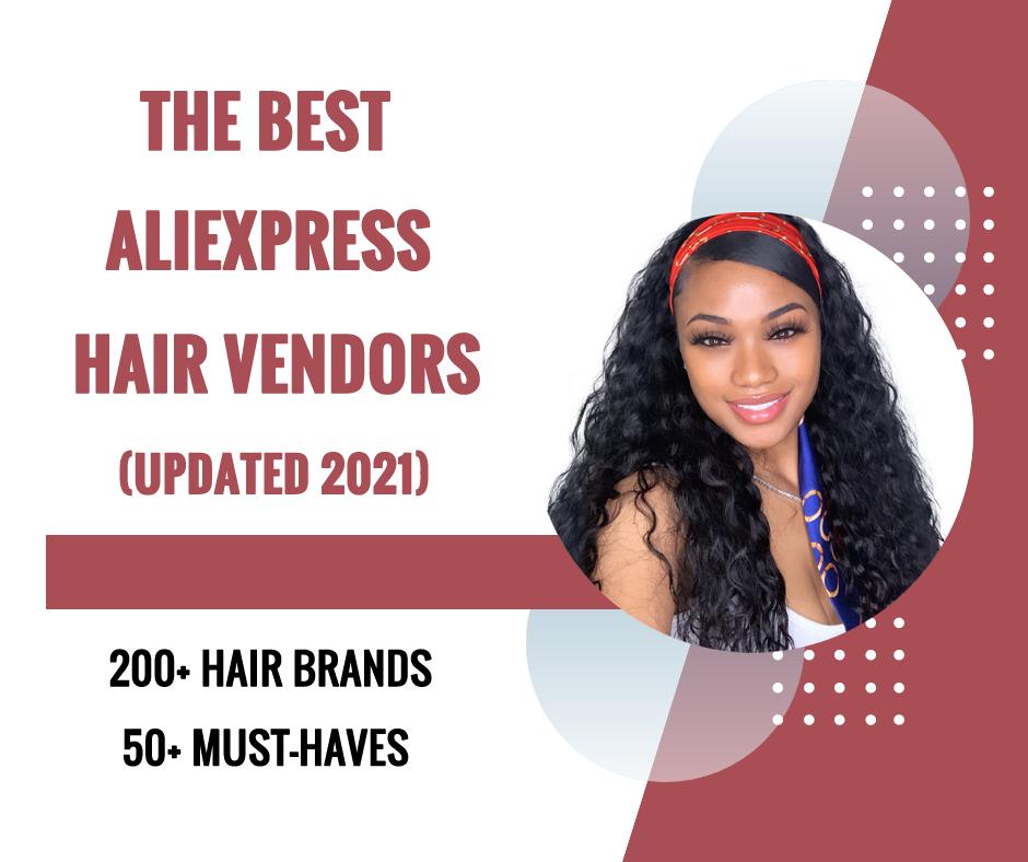 best aliexpress hair vendors